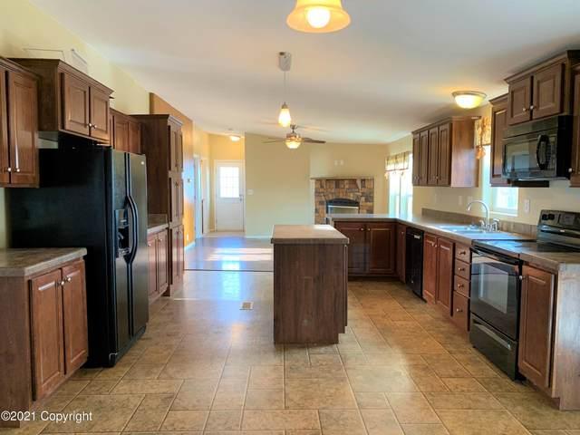 1808 Colorado St -, Gillette, WY 82716 (MLS #21-1053) :: 411 Properties