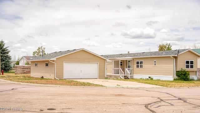 253 Yellowstone Circle -, Wright, WY 82732 (MLS #21-1056) :: Team Properties