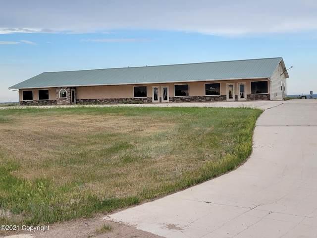 128 Pine Haven Rd -, Pine Haven, WY 82721 (MLS #21-1063) :: Team Properties