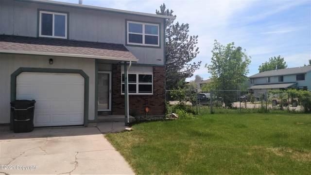 2374 Mahogany Cir -, Gillette, WY 82718 (MLS #21-1065) :: The Wernsmann Team | BHHS Preferred Real Estate Group