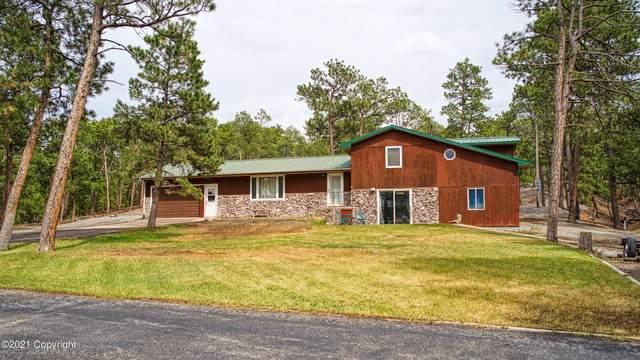 26 Deer Draw Trail -, Moorcroft, WY 82721 (MLS #21-1075) :: Team Properties