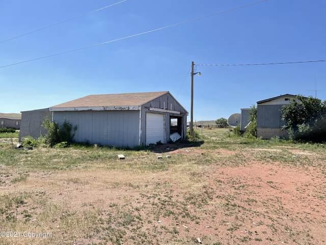 101 S Sage Hill Rd, Gillette, WY 82718 (MLS #21-1113) :: Team Properties