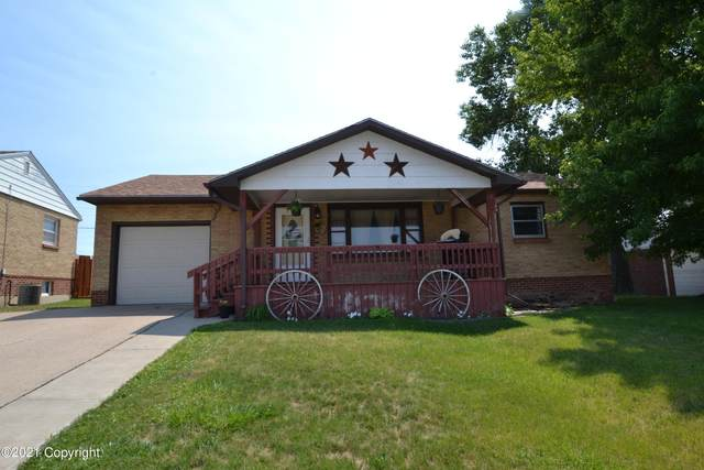 213 Highland Ave -, Newcastle, WY 82701 (MLS #21-1138) :: 411 Properties