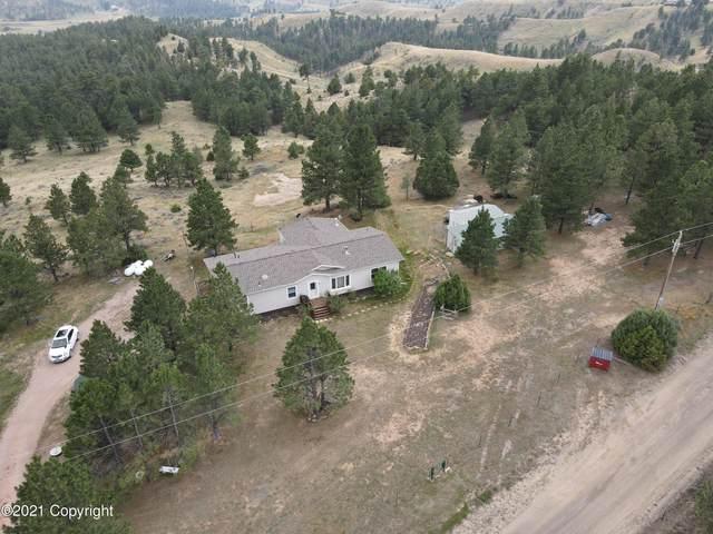 117 Kara Circle -, Sundance, WY 82729 (MLS #21-1167) :: Team Properties