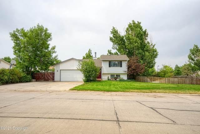 5313 Crane St -, Gillette, WY 82718 (MLS #21-1168) :: The Wernsmann Team   BHHS Preferred Real Estate Group