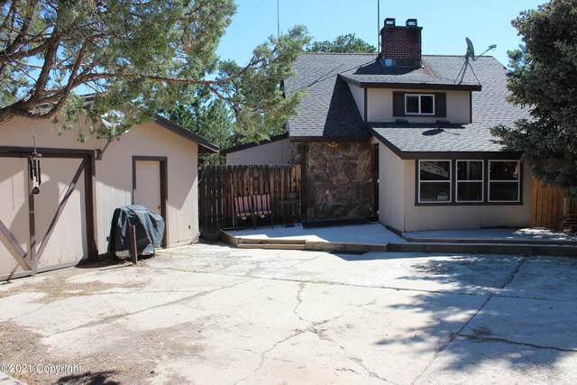 15 Deer Dr -, Pine Haven, WY 82721 (MLS #21-1188) :: Team Properties