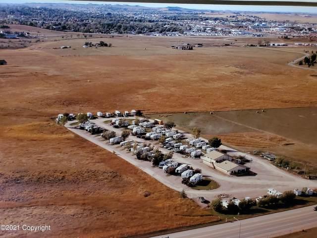 1600 High Plains Rv Park -, Gillette, WY 82718 (MLS #21-1209) :: Team Properties