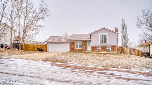 2721 Needle Ct -, Gillette, WY 82718 (MLS #21-121) :: The Wernsmann Team | BHHS Preferred Real Estate Group