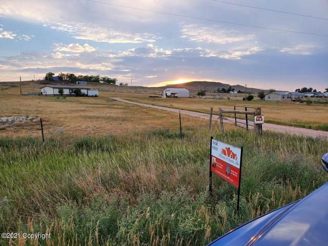 61 Prairie St -, Moorcroft, WY 82721 (MLS #21-1210) :: Team Properties