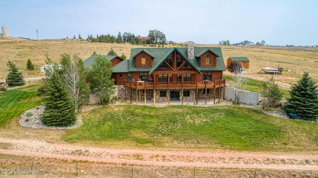 6601 Stone Crest Dr -, Gillette, WY 82718 (MLS #21-1212) :: 411 Properties