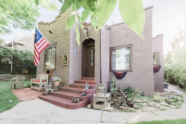 402 S Warren Ave -, Gillette, WY 82716 (MLS #21-1223) :: 411 Properties