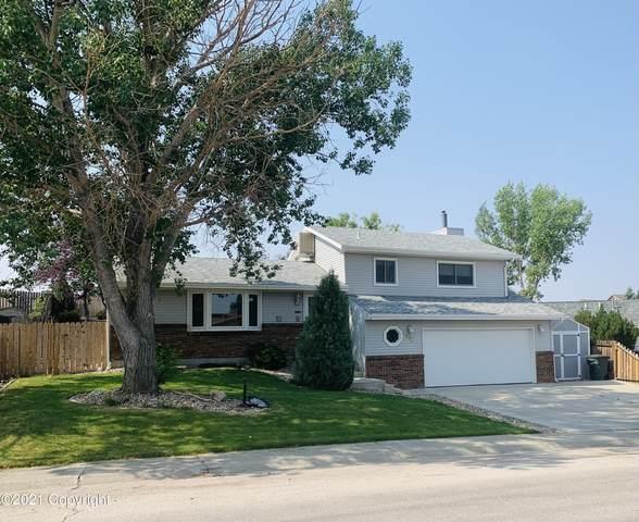 504 Fairway Dr -, Gillette, WY 82718 (MLS #21-1240) :: Team Properties