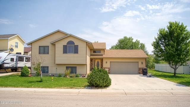 4107 Quarter Horse Ave -, Gillette, WY 82718 (MLS #21-1252) :: 411 Properties