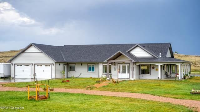 49 Hb Drive -, Moorcroft, WY 82721 (MLS #21-1256) :: Team Properties