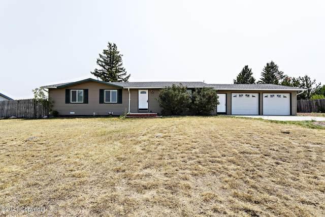 505 Highridge Ct -, Wright, WY 82732 (MLS #21-1257) :: 411 Properties