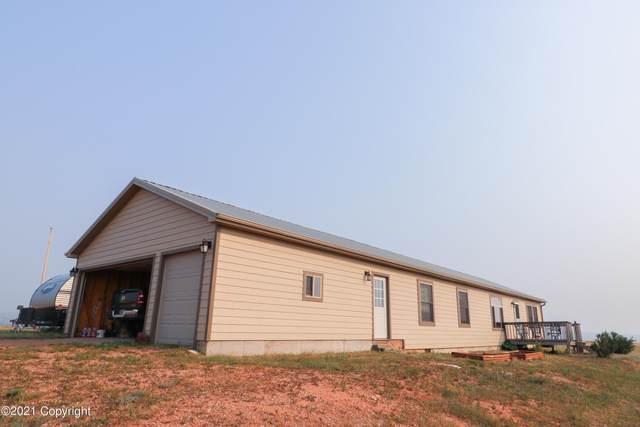 50 Leeman Ln -, Sundance, WY 82729 (MLS #21-1258) :: Team Properties