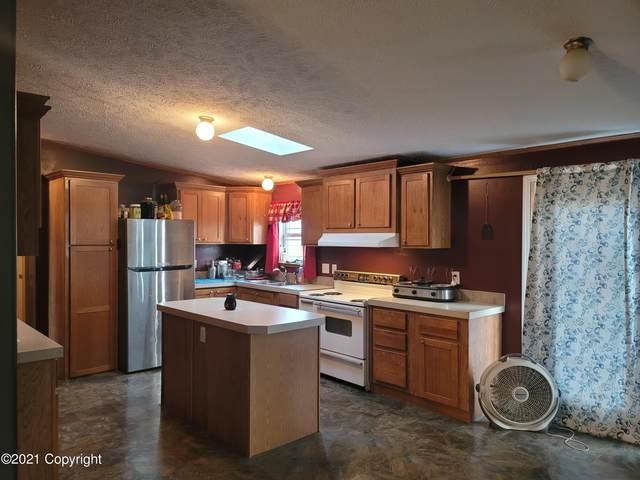 24 Frosty Ln -, Moorcroft, WY 82721 (MLS #21-1262) :: Team Properties