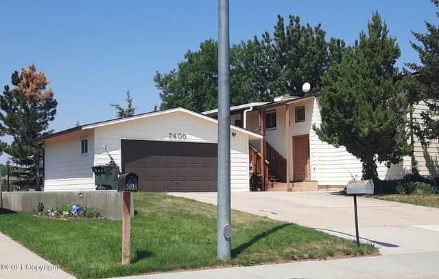 2400 Birch Avenue -, Gillette, WY 82718 (MLS #21-1265) :: The Wernsmann Team | BHHS Preferred Real Estate Group
