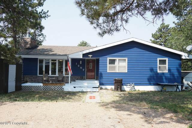 1257 Montana Ave -, Upton, WY 82730 (MLS #21-1266) :: The Wernsmann Team | BHHS Preferred Real Estate Group