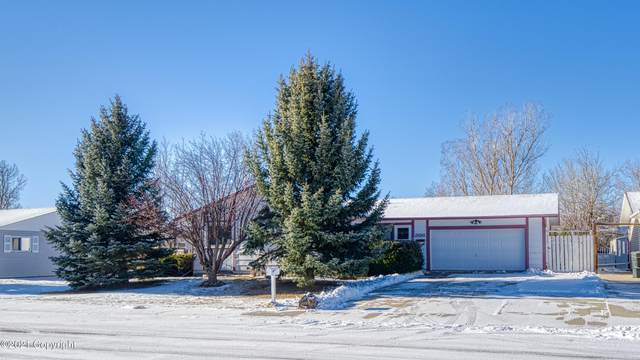 2616 Cascade Dr -, Gillette, WY 82718 (MLS #21-127) :: The Wernsmann Team | BHHS Preferred Real Estate Group