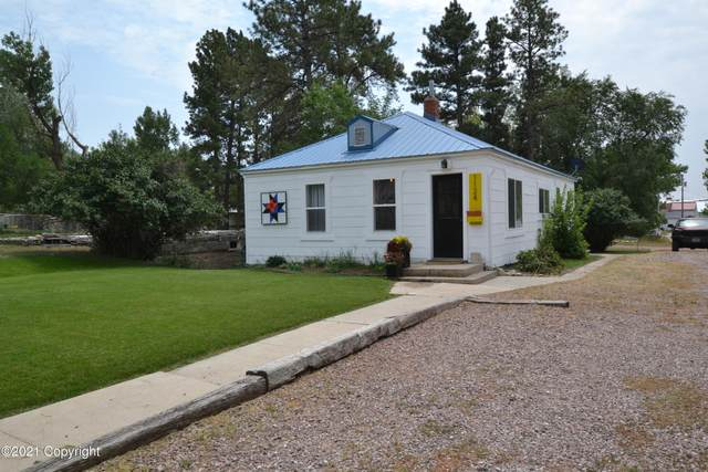 1124 Division St -, Upton, WY 82730 (MLS #21-1270) :: The Wernsmann Team | BHHS Preferred Real Estate Group
