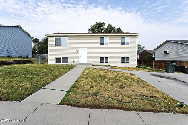320 Oregon SW, Gillette, WY 82718 (MLS #21-1274) :: 411 Properties