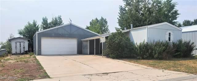 2300 Cheryl Ave -, Gillette, WY 82718 (MLS #21-1278) :: Team Properties