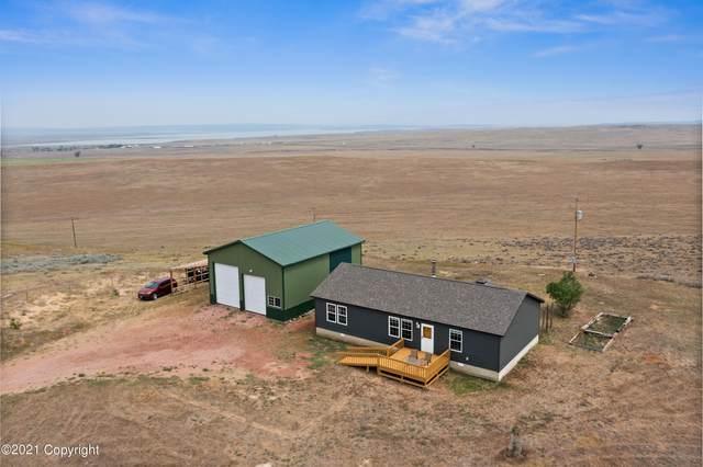 128 Prairie St -, Moorcroft, WY 82721 (MLS #21-1281) :: Team Properties