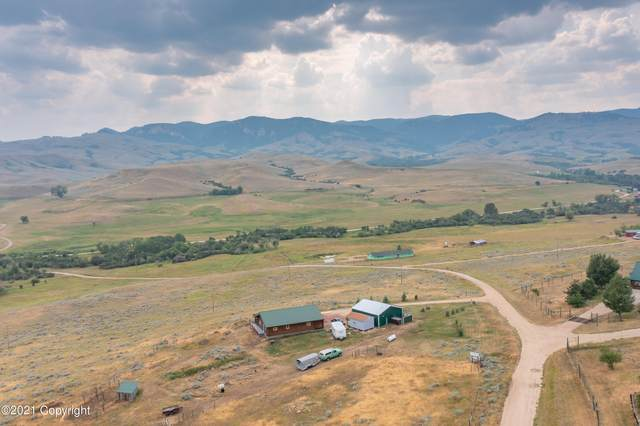 35 Sioux Rd -, Banner, WY 82832 (MLS #21-1285) :: Team Properties
