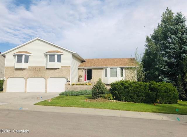 1325 Columbine Dr -, Gillette, WY 82718 (MLS #21-129) :: The Wernsmann Team | BHHS Preferred Real Estate Group