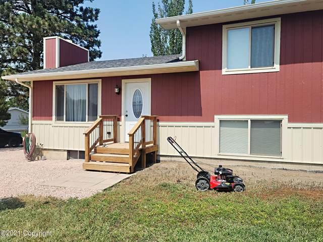 1336 Colorado Ave -, Upton, WY 82730 (MLS #21-1300) :: 411 Properties