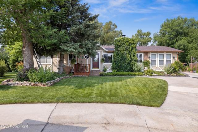 1306 Mary Ct -, Gillette, WY 82716 (MLS #21-1307) :: 411 Properties