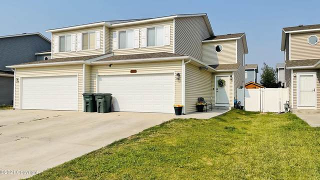 3712 Miranda Ave -, Gillette, WY 82718 (MLS #21-1314) :: 411 Properties