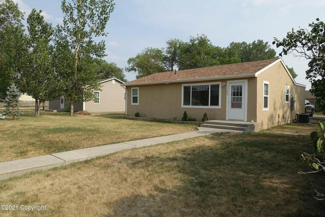 1104 4th Ave -, Upton, WY 82730 (MLS #21-1327) :: The Wernsmann Team | BHHS Preferred Real Estate Group