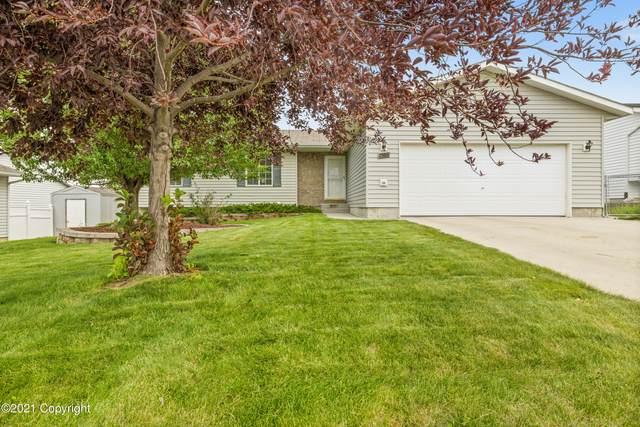 2505 Sage Valley Dr -, Gillette, WY 82718 (MLS #21-1404) :: The Wernsmann Team   BHHS Preferred Real Estate Group