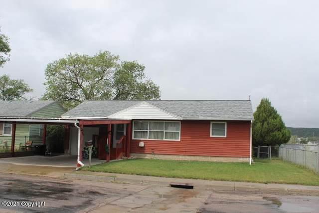 310 Cascade Ave -, Newcastle, WY 82701 (MLS #21-1412) :: Team Properties