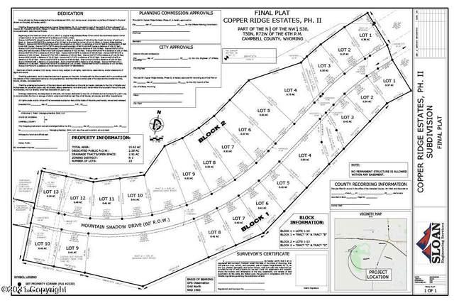 407 Mountain Shadow Dr, Gillette, WY 82718 (MLS #21-1430) :: 411 Properties