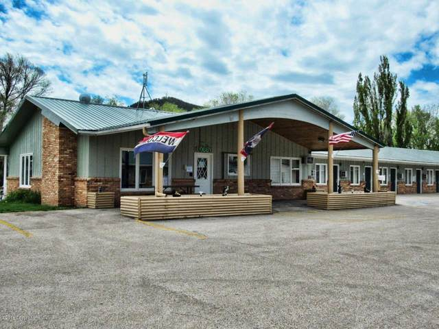 26 Wy-585, Sundance, WY 82729 (MLS #21-151) :: Team Properties