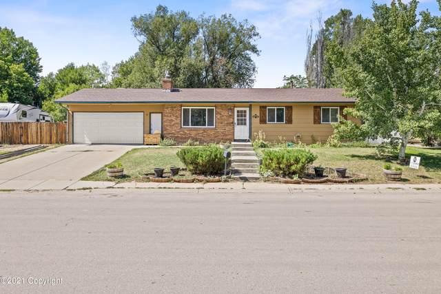 3206 Sutherland Dr -, Gillette, WY 82718 (MLS #21-1519) :: The Wernsmann Team | BHHS Preferred Real Estate Group