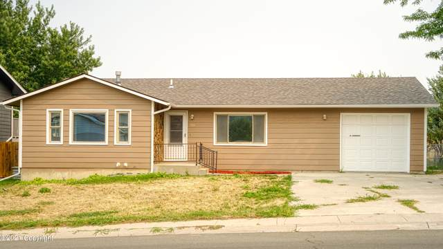 1103 Overdale Dr -, Gillette, WY 82718 (MLS #21-1522) :: 411 Properties