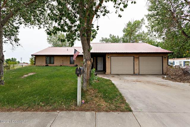 710 E Longmont St -, Gillette, WY 82716 (MLS #21-1540) :: The Wernsmann Team   BHHS Preferred Real Estate Group