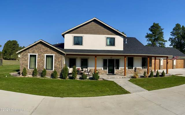 85 Pine Ridge Rd. -, Moorcroft, WY 82721 (MLS #21-1541) :: Team Properties