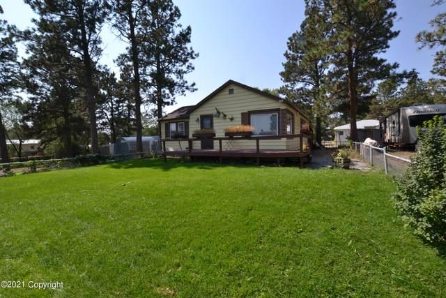 669 Mondell Ave -, Osage, WY 82723 (MLS #21-1553) :: 411 Properties