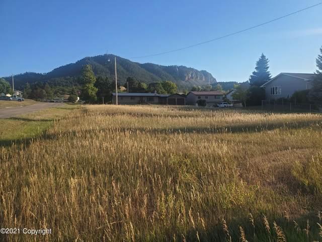 Tbd Thompson St E, Sundance, WY 82729 (MLS #21-1562) :: 411 Properties