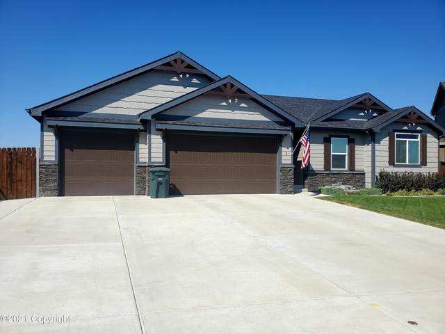1 Cianna Ct -, Gillette, WY 82718 (MLS #21-1563) :: The Wernsmann Team   BHHS Preferred Real Estate Group
