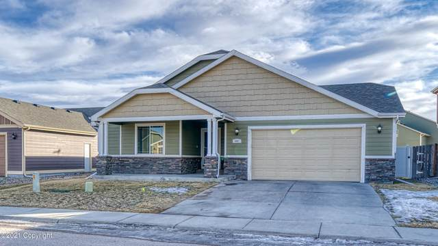 609 Sako Dr -, Gillette, WY 82718 (MLS #21-158) :: The Wernsmann Team | BHHS Preferred Real Estate Group