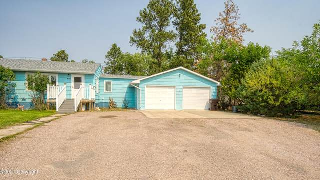 807 Sheridan St -, Upton, WY 82730 (MLS #21-1603) :: The Wernsmann Team | BHHS Preferred Real Estate Group