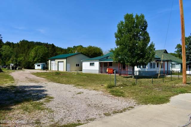 115 Sager Ave -, Hulett, WY 82720 (MLS #21-1604) :: 411 Properties
