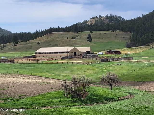 Tbd Ranch R-9, Hulett, WY 82720 (MLS #21-1607) :: 411 Properties
