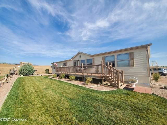 40 J M Rd -, Gillette, WY 82718 (MLS #21-1615) :: The Wernsmann Team   BHHS Preferred Real Estate Group